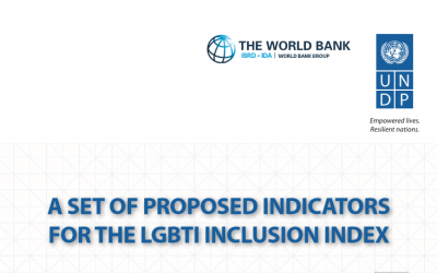 A Set of Proposed Indicators for the LGBTI Inclusion Index