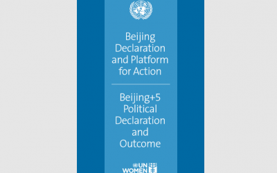 The Beijing Declaration and Platform for Action of 1995