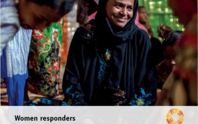 Women Responders – Placing local action at the centre of humanitarian protection programming