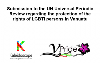 VPride Universal Periodic Review
