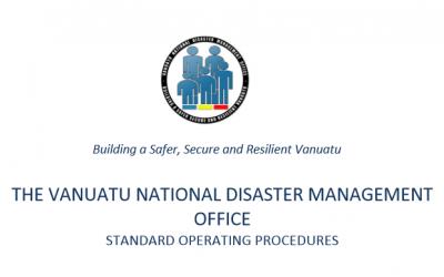 NDMO Standard Operating Procedures