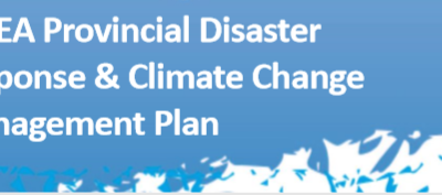 Tafea Provincial Disaster Response and Climate Change Management Plan