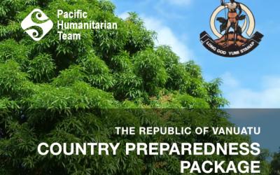 The Republic of Vanuatu Country Preparedness Package