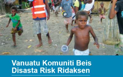 Vanuatu Komuniti Beis Disasta Risk Ridaksen