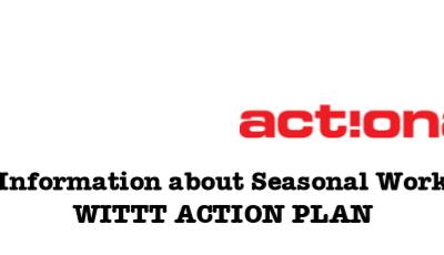 Information about Seasonal Work – WITTT ACTION PLAN