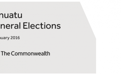 Vanuatu Commonwealth Observer Report – General Election
