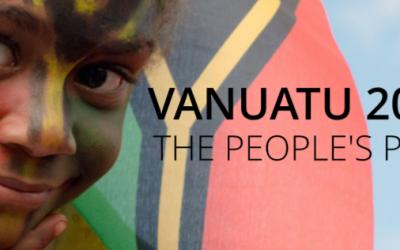Vanuatu 2030 – National Sustainable Development Plan 2016 to 2030