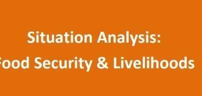 Situation Analysis: Food Security & Livelihoods