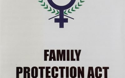 Family Protection Act No.28 of 2008