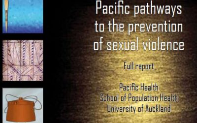 Pacific Pathways to the Prevention of Sexual Violence