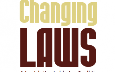Changing LAWS: A Legislative Lobbying Toolkit