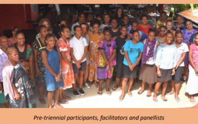 Vanuatu Civil Society Consultation in preparation for the 14th Triennial Conference on Pacific Women
